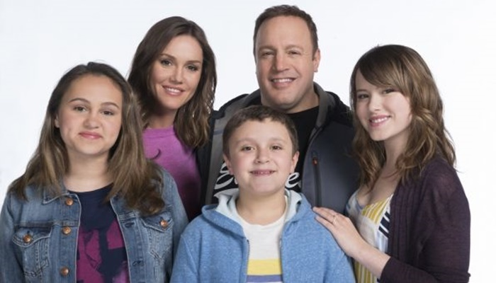 Kevin Can Wait - Família do Kevin