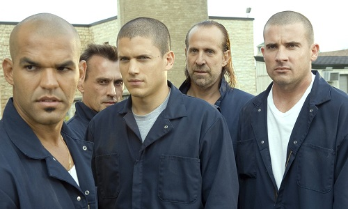'PRISON BREAK' TV SERIES - 2005