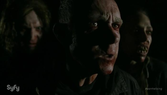 Van Helsing - Primeiras Impressões - Os vampiros de Van Helsing são muito feios