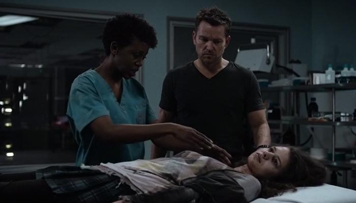 Van Helsing - 1x04 - Doc e Axel descobrem que Nicole foi assassinada