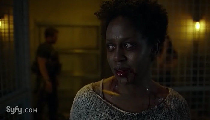 Van Helsing 1x03 Doc volta a ser humana