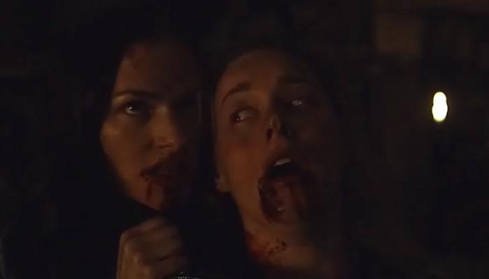 Van Helsing 1x05 Vanessa transforma Susan