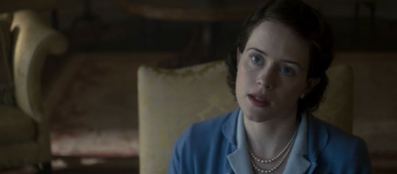 The Crown - Clare Foy