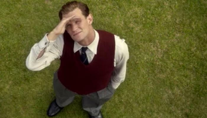 The Crown - Matt Smith como Phillip