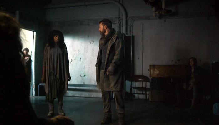 Van Helsing 1x09 - Sheema e Taka, após esse matar Quaid