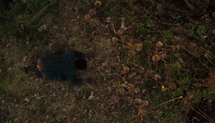 Van Helsing - 1x10 Doc chora no cemitério de bebês