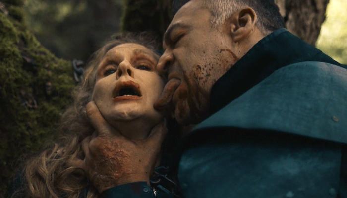 Van Helsing 1x11 Julius ortura Magdalena por informações