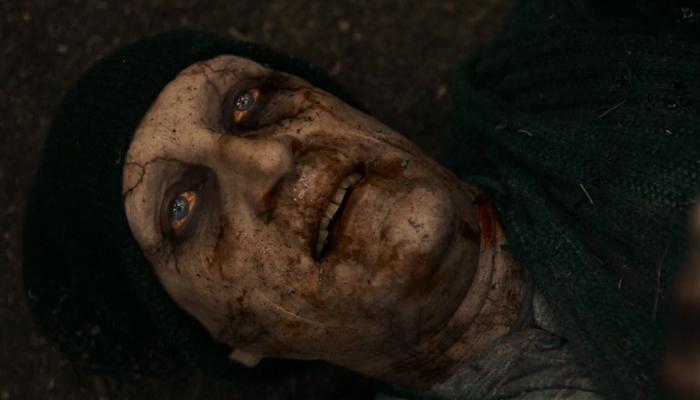Van Helsing 1x11 Sam se transforma em vampiro