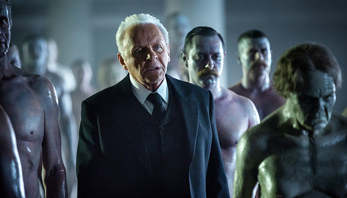 Robert Ford - episódio 9 de Westworld
