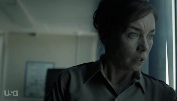 Helen Torrance - season finale de Eyewitness