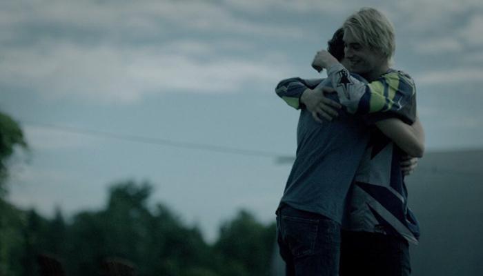 Philip e Lukas - season finale de Eyewitness