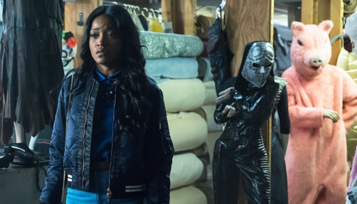 Scream Queens - 2x08- Zayday