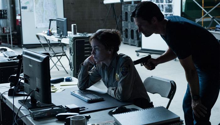 Helen Torrance e Ryan Kane - episódio 8 de Eyewitness