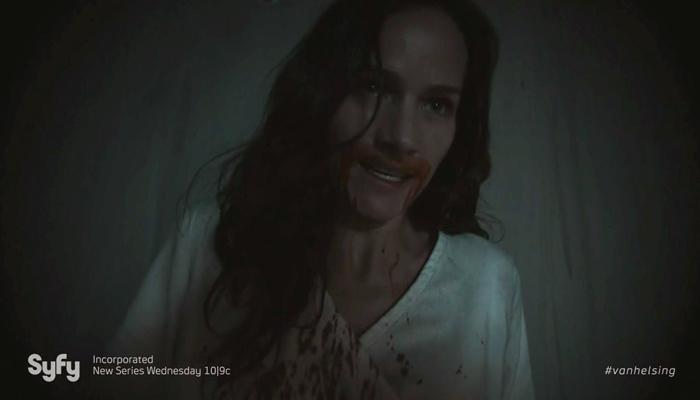 Van Helsing 1x13 Vanessa Doidona