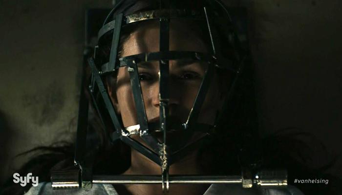 Van Helsing 1x13 Vanessa Mascara