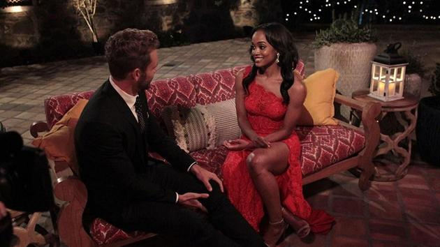 The Bachelor - season 21 Rachel 1st impression
