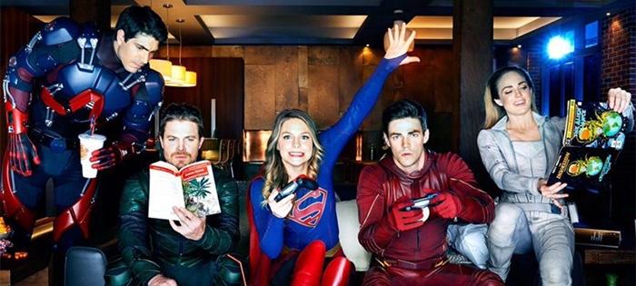 Séries de Super Heróis