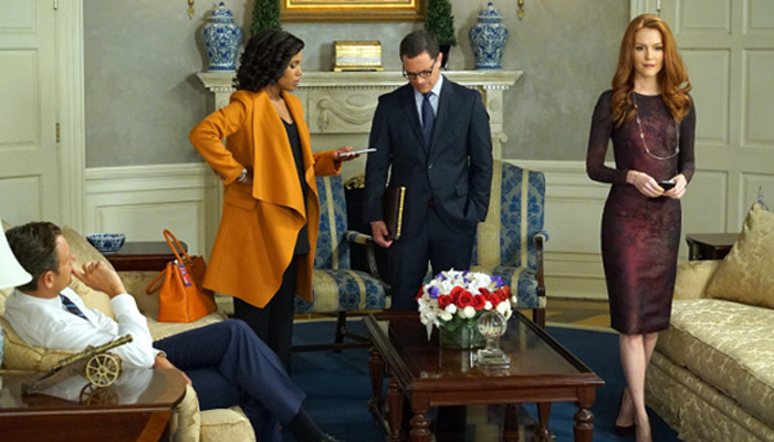 Scandal - 6x02 - Oval Office