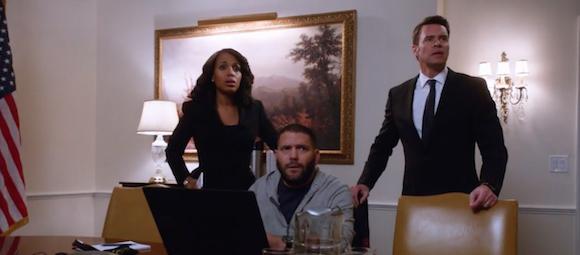 Scandal - 6x13 - Olivia, Jake e Huck