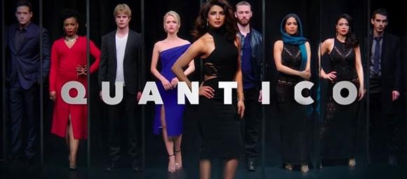 Resultado de imagem para review quantico 1 temporada
