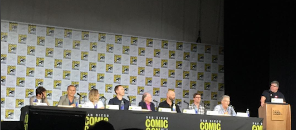 San Diego Comic Con The Strain