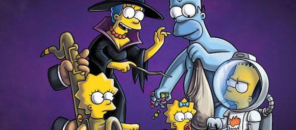 Simpsons - dia das Bruxas