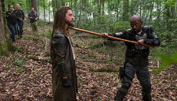 The Walking Dead - Morgan x Jesus - 8x03