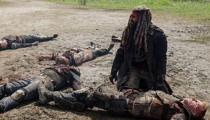 The Walking Dead - Ezekiel- 8x04